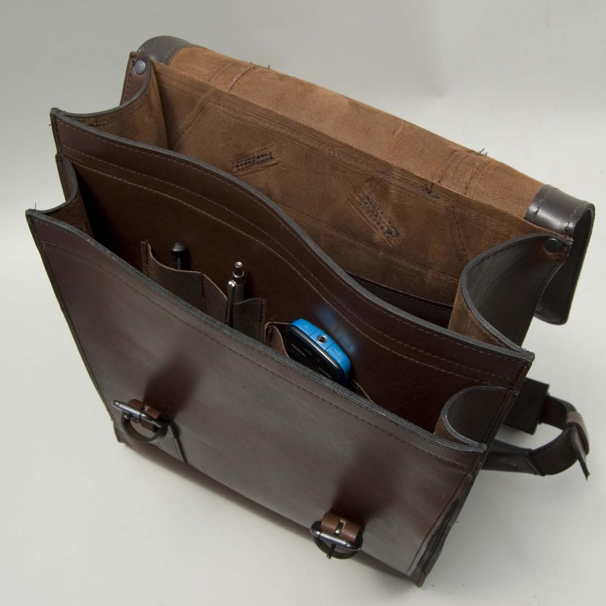 Large Bookbag - Inside