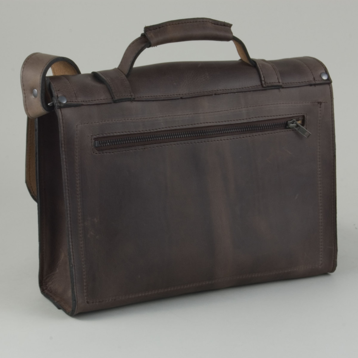 The Small Satchel - Back