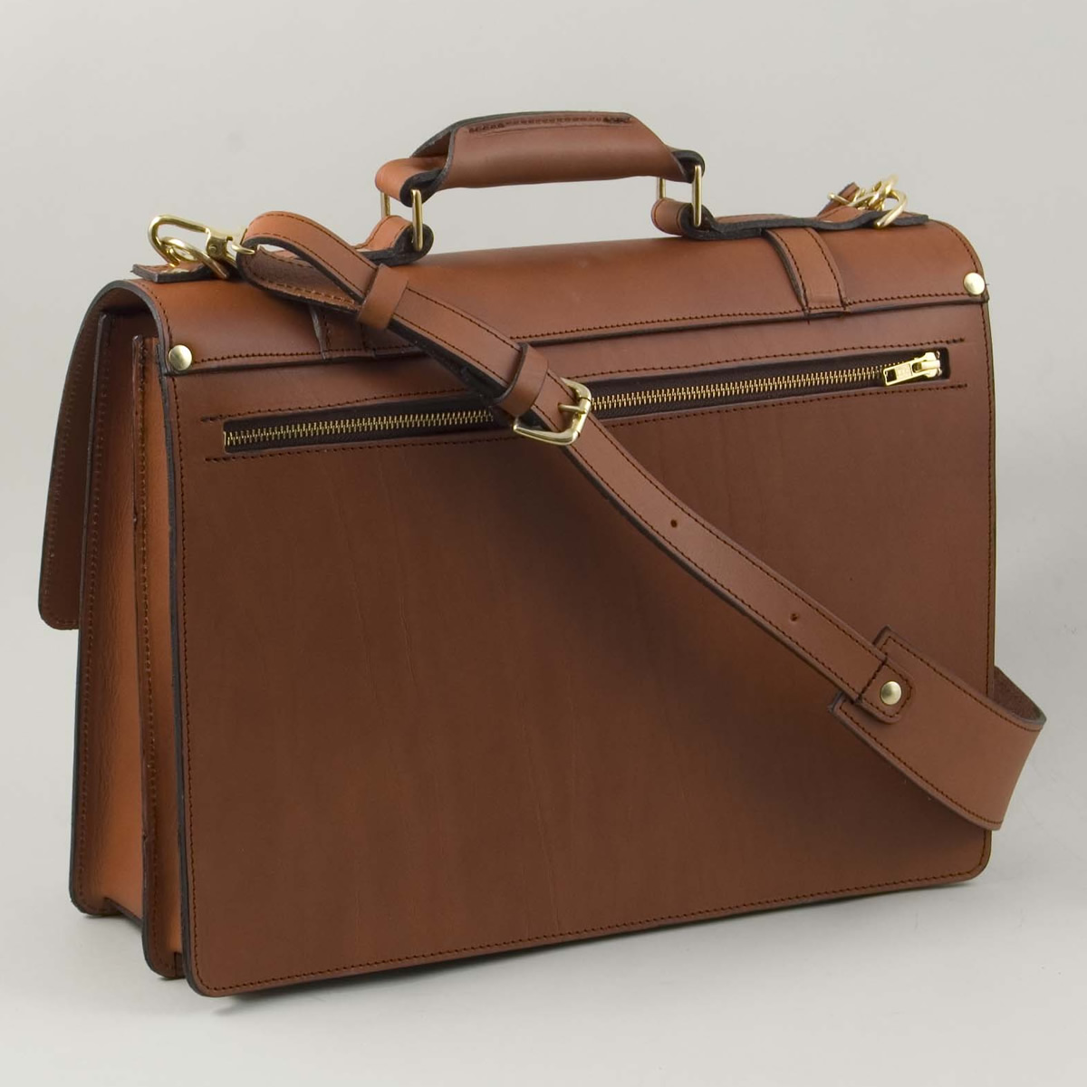 The Full Monty Briefcase - Back