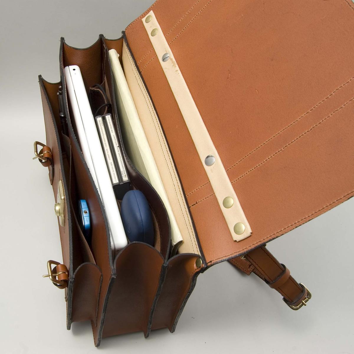 The Full Monty Briefcase - Inside Full