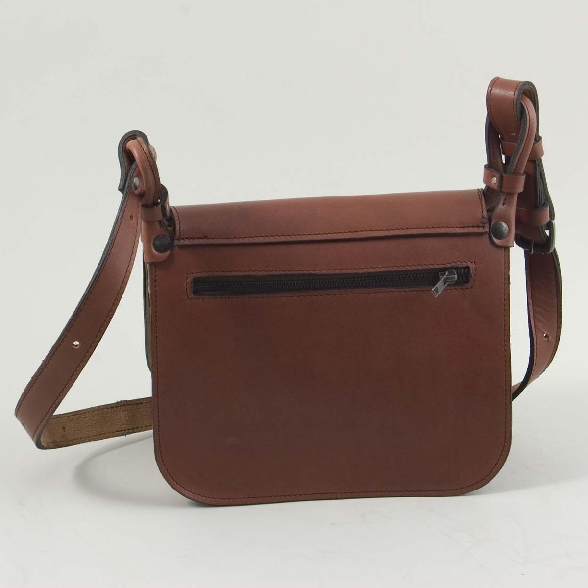 The Hunter Bag - Back