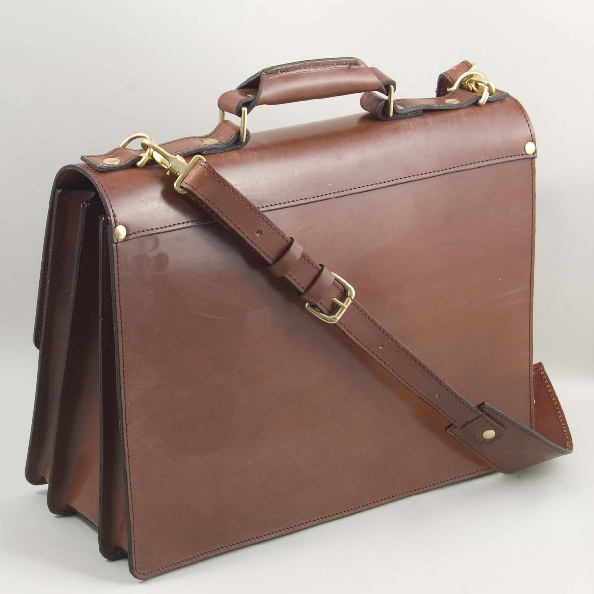 The Standard Briefcase - Back